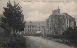 08 HOLLY  La Filature - Siège De L'Ambullance Hollandaise En 1870 - Other Municipalities