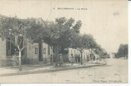 3 - DELY-IBRAHIM - LA MAIRIE (  Animées  ) ALGERIE - Autres Villes