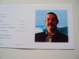 Doodsprentje/Bidprentje  Peter Missiaen (Echtg R.SCHAUBROECK) Oostende 1958 - 2011 Middelkerke Hoofdinsp.Zeevaartpolitie - Religion & Esotericism