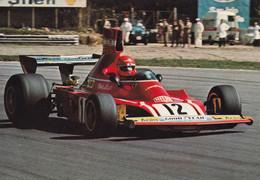 Ferrari Car, F1  '70 Driver Niki Lauda - Grand Prix / F1