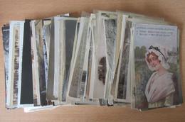 Lot D'environ 140 Cartes Postales Anciennes Et Modernes Diverses - Nombreuses Animées - Circulées Ou Non - 100 - 499 Postcards