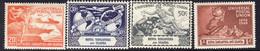 Kenya, Uganda & Tanganyika GVI 1949 UPU Set Of 4, Hinged Mint, SG 159/62 (BA2) - Kenya, Ouganda & Tanganyika