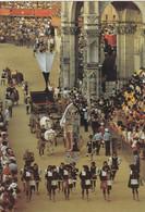 Cartolina Di Siena - Il Palio - 2 Luglio - 16 Agosto - Il Carroccio - Siena