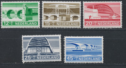 Nederland/Netherlands/Pays Bas/Niederlande 1968 Mi: 894-898 Yt: 866-870 Nvph: 901-905 (PF/MNH/Neuf S Ch/**)(5677) - Unused Stamps