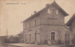 ABRESCHWILLER (Moselle): La Gare - Andere Gemeenten