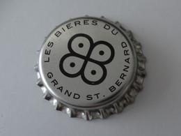 1 KK Aus Italien - Les Grand Bieres Du Grand St. Bernard - Aosta - Italien - Beer