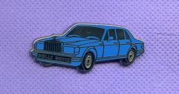 Superbe Pins Voiture Auto Rolls Royce Edit.Limitee 1000 Ex. Zamac R206 - Otros