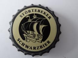 1 KK Mit Innendruck, Stralsunder Brauerei, Störtebeker Bier, Vorpommern, Germany - Beer