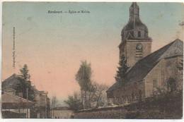 55 RERECOURT  Eglise Et Mairie - Other Municipalities