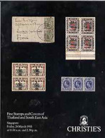 Auction Catalogue - Thailand & South East Asia - Christie's 24 Mar 1995 - Cat Only - Other