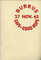 Auction Catalogue - Cape Of Good Hope Robson Lowe 27 Nov 1962  Burrus With Prices Booklet Of Colour Plates - Other