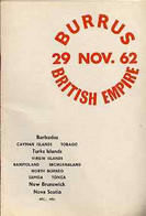 Auction Catalogue - British Empire With Barbados, Caymans, Tobago, Turks, Virgins, Basutoland, Bechuanaland - Other