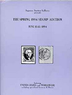 Auction Catalogue - United States - Superior 13-15 June 1994 - Worldwide - Cat Only - Other
