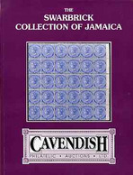 Auction Catalogue - Jamaica - Cavendish 29 Sept 1995 - The Swarbrick Coll - Cat Only - Other