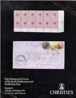 Auction Catalogue - Straits Settlements & South East Asia - Christie's 26 Mar 1994 - With Prices Realised - Other
