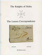 Auction Catalogue - Knights Of Malta - Robson Lowe - The Lazara Correspondence - 32 Page Handbook - Sonstige