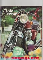 MOTO REVUE SPECIAL ETE  1987 - Auto/Moto