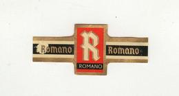 BAGUE DE CIGARE ROMANO - Cigar Bands
