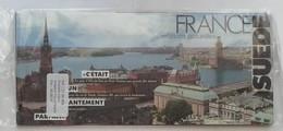 Timbres - émission Commune France Suède - Relations Culturelles - Bloc Souvenir (neuf SANS Blister) - 1994 - Ungebraucht