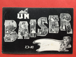 ART NOUVEAU - UN BAISER DE ..... EEN KUS VAN ..... - Other