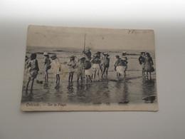 OOSTENDE / OSTENDE: Sur La Plage - Oostende