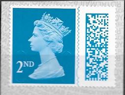 2021 Grossbritannien Mi.  **MNH   1. Digital- Marke  Definitive New Design - Nuovi