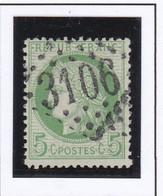 GC 3106 REMIREMONT ( Dept 82 Vosges ) S / N° 53 - 1849-1876: Periodo Classico
