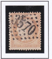 GC 3570 SAINT DIE DES VOSGES ( Dept 82 Vosges ) S / N° 38 - 1849-1876: Periodo Classico