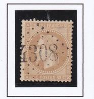 GC 4308 VITTEL ( Dept 82 Vosges ) S / N° 28 - 1849-1876: Periodo Classico