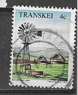 Transkei 1979 Windmill Turbine Obl - Transkei