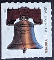 "USA, 2007, Mi 4201?, Liberty Bell - Inscription ""FOREVER"" - Self-Adhesive, 1v, MNH - Musica"