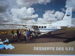 Avion / Airplane / FINIST'AIR / Cessna 208 / Airline Issue - 1946-....: Era Moderna