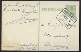 Blokstempel: 's-Hertogenbosch-Zwaluwe - Storia Postale