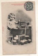 La Petite Ménagère   On Fait Des Confitures - Bergeret