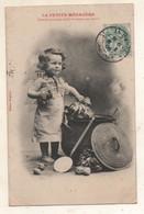 La Petite Ménagère   Dans La Marmite Se Fait La Soupe Aux Choux - Bergeret