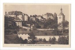 27239 - Gruyères Et Porte D'enceinte Côté Sud - FR Fribourg