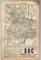 ANNUAIRE - 71 - Département Saône Et Loire - Année 1907 - édition Didot-Bottin - 72 Pages - Telephone Directories