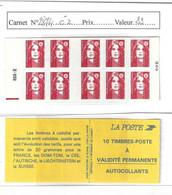 Carnet N° 2874 - C2 Avec  N) De Presse R.E. - Uso Corrente