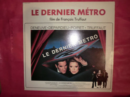 LP33 N°8768 - LE DERNIER METRO - GEORGES DELERUE - 2 C 068 - 72274 - B.O.F. - Musica Di Film