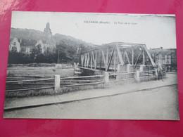 NILVANGE  Le Pont De La Gare - Autres Communes