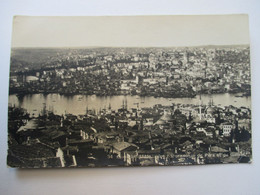 CONSTANTINOPLE           VUE  DE  PERA  ET  DE  GALATA       ......      TTB - Turquie