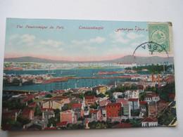 CONSTANTINOPLE           VUE  DU  PORT      ......      TTB - Turquie
