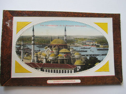 CONSTANTINOPLE         MOSQUEE  DE  SULEYMANIE    ......      TTB - Turquie