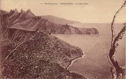 Marquesas Islands, Nuku Hiva, The North Coast (1910s) Postcard - French Polynesia