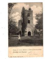 CHERCQ LEZ TOURNAI - Ruines De L'église Abbatiale - Envoyée En 1901 - Nelssérie 105 No 5 - Tournai