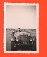 AOI Auto Trattrice FIAT Cars Automobiles Voitures Wagen - Automobili