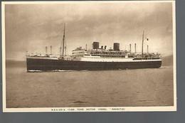 58373)  MV Rangitiki NZS Co - Steamers