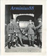 France, 1940 - Moulins-sur-Allier - Camion, Lkw - Wehrmacht - War, Military