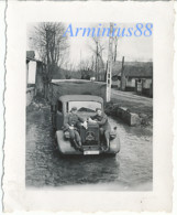 France, 1940 - Moulins-sur-Allier - Camion, Lkw Mercedes-Benz - Wehrmacht - War, Military
