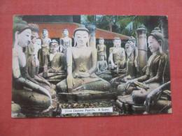Shwe Dagone Pagoda         Ref 4900 - Myanmar (Burma)